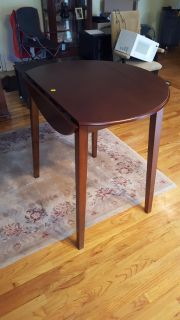 Bistro table $30