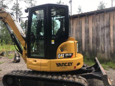 CAT 305.5 E2CR Mini Excavator