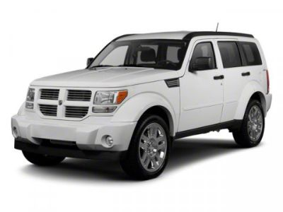 2011 Dodge Nitro Heat (Bright Silver Metallic)