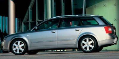 2005 Audi A4 1.8T Avant quattro (Gray)