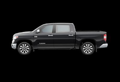 2018 Toyota Tundra Limited (Midnight Black Metallic)