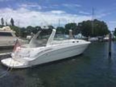 38' Sea Ray 380 Sundancer 2000