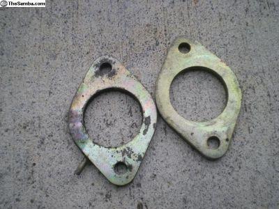Porsche 356 / 912 Manifold / Carburetor Spacer Met
