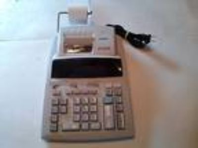 CASIO Desktop Printing Calculator DR-210HD (Including Tax