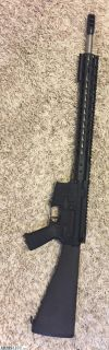 """For Sale/Trade: 18"""" Stainless AR15"""
