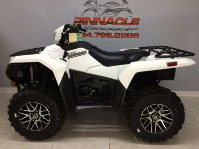 2020 Suzuki KingQuad 750AXi Power Steering SE ATV Utility Belleville, MI
