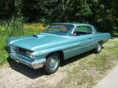 1962 Pontiac Catalina 421 Super Duty Hardtop