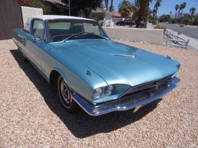 "1966 Ford Thunderbird Performance ""Q"" Code for sale in Palm Springs, California."