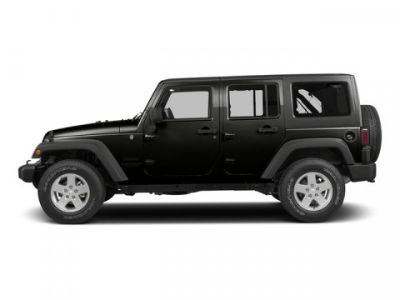 2015 Jeep Wrangler Unlimited Sahara (Black Clearcoat)