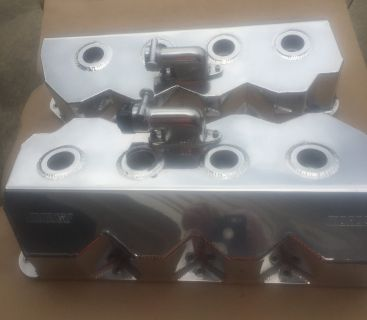 426 style sheet metal valve covers