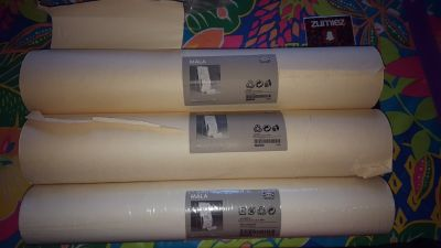 ikea mala rolled craft paper for easel or table top paper holder