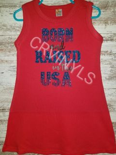 Toddler 4th of July dresses