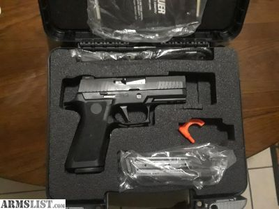 For Sale: Sig. P320 x carry