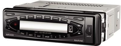 Purchase Polyplanar MR45CW CD/AM/FM MARINE STEREO WHITE motorcycle in Stuart, Florida, US, for US $232.81