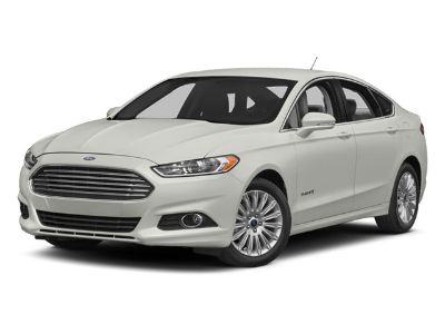 2014 Ford Fusion Hybrid S (Gray)