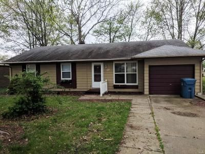 4 Bed 2 Bath Foreclosure Property in Centralia, IL 62801 - Randolph Dr