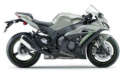 2018 Kawasaki Ninja ZX-10R Supersport North Reading, MA
