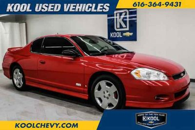Used 2006 Chevrolet Monte Carlo 2dr Cpe