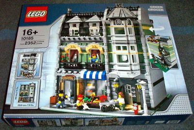 Lego Green Grocer Set 10185
