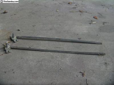1956 Inner Door pull mechanism.