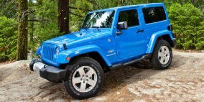 2014 Jeep Wrangler Sport (Anvil Clear Coat)