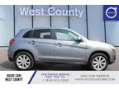 used 2015 Mitsubishi Outlander Sport for sale.