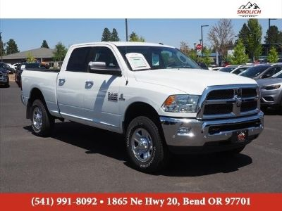2018 Ram 3500 and