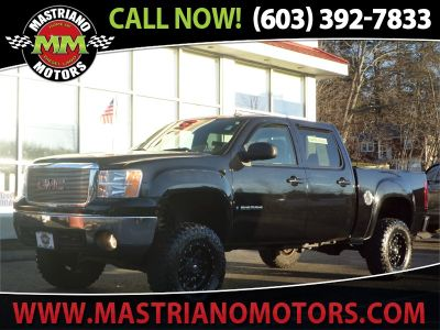 2007 GMC Sierra 1500 Work Truck (Black)