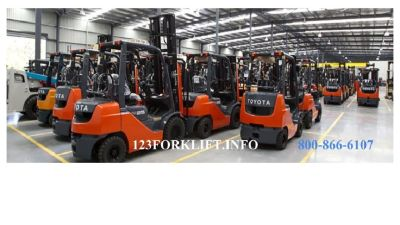 Used forklifts for sale - buy forklifts Flint, Michigan