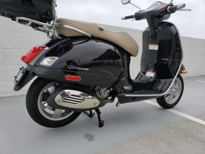 2015 Vespa GTS 300