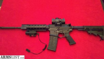 For Sale: AR - 15 223-556 cal.