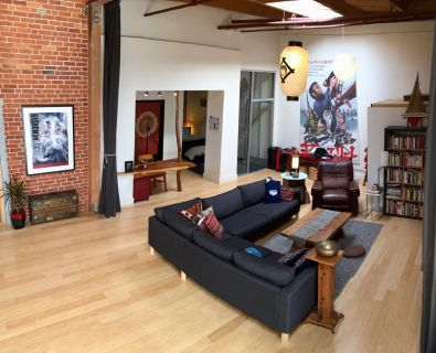 Fabulous Furnished Loft Available Jan 5th to May 1st