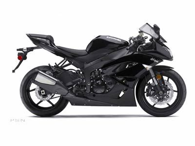 2009 Kawasaki Ninja ZX -6R SuperSport Motorcycles Houston, TX