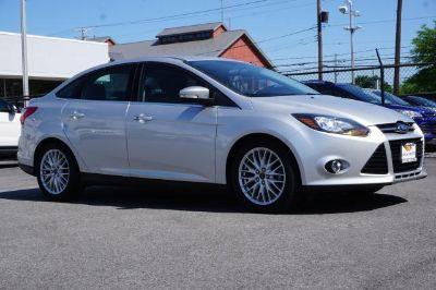 2014 Ford Focus Titanium (Silver)