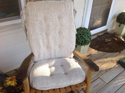 Cushions for Rocking Chair