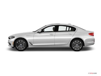 2019 BMW 5-Series 530I XDRIVE (Alpine White)