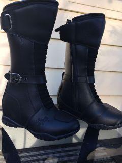 Joe Rocket Heartbreaker Lady s Motorcycle boots