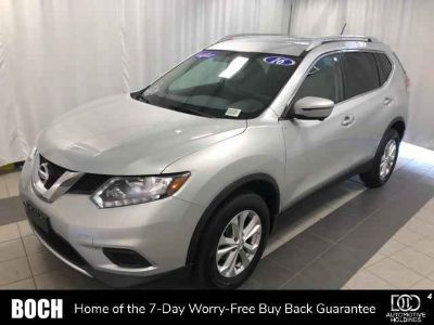 Used 2016 Nissan Rogue AWD 4dr