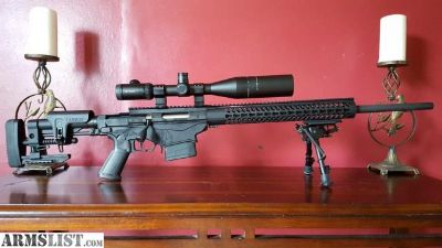 For Sale: Ruger Precision Rifle 6.5mm Creedmoor