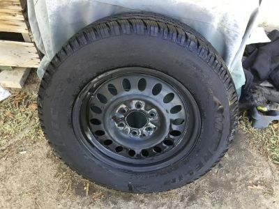 17 tire with rim