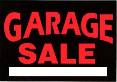 BIG Garage Sales