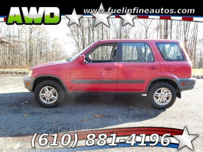 2000 Honda CR-V EX 4WD 4-Speed Automatic