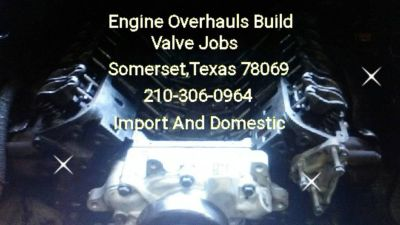 Engine Overhauls Repairs