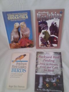 Books on Birds