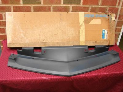 Purchase 78 79 CORVETTE LOWER SPOILER AIR DAM DEFLECTOR NOS GM 14009716 motorcycle in East Earl, Pennsylvania, United States, for US $800.00