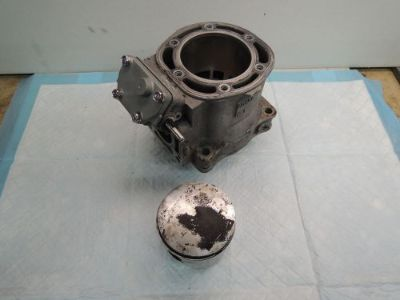 Purchase YAMAHA GP1300 GP1300R PV CYLINDER jug oem Gpr 60T motorcycle in Spring Hill, Tennessee, United States, for US $500.00