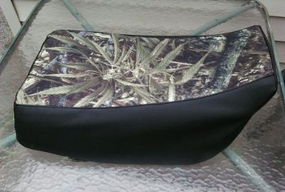 Purchase Honda Foreman 400 450 RealBud Camo Seat Cover 1997-2004 motorcycle in Barry, Illinois, United States, for US $25.99