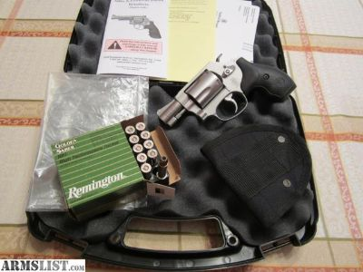For Sale/Trade: Smith & Wesson .38+P Package