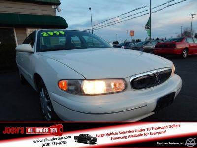 2002 Buick Century Custom (White)