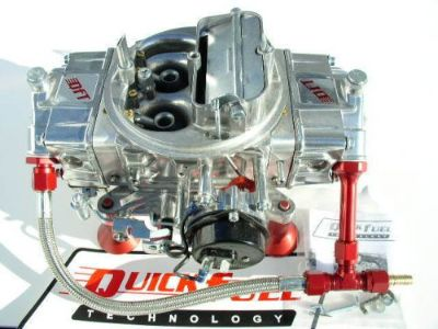 Sell QUICK FUEL HR-750 TECHNOLOGY HOT ROD 750 CFM MECH RED LINE KIT, FREE CARB STUDS! motorcycle in Lakeville, Minnesota, United States, for US $522.99